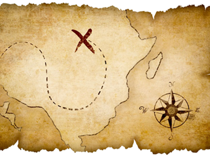 The Hunt for the Lost Treasure!